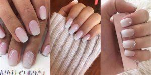 manicura-francesa degradada